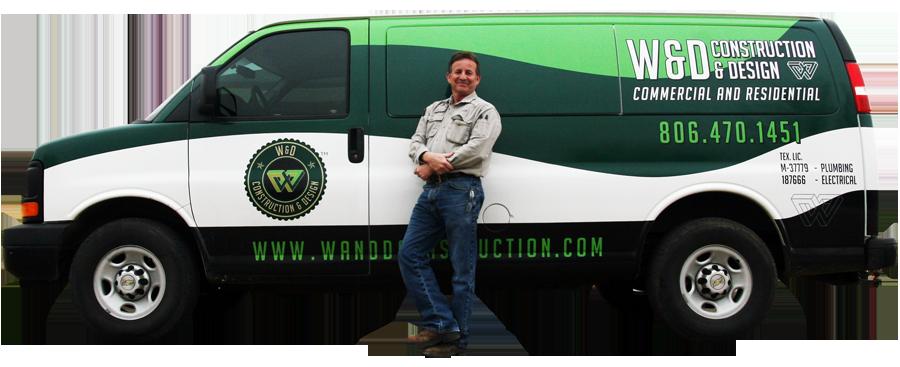 W&D Construction Tahoka TX