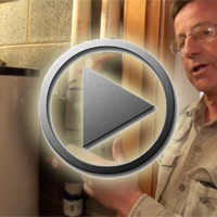 Water Heater Baptistry Video